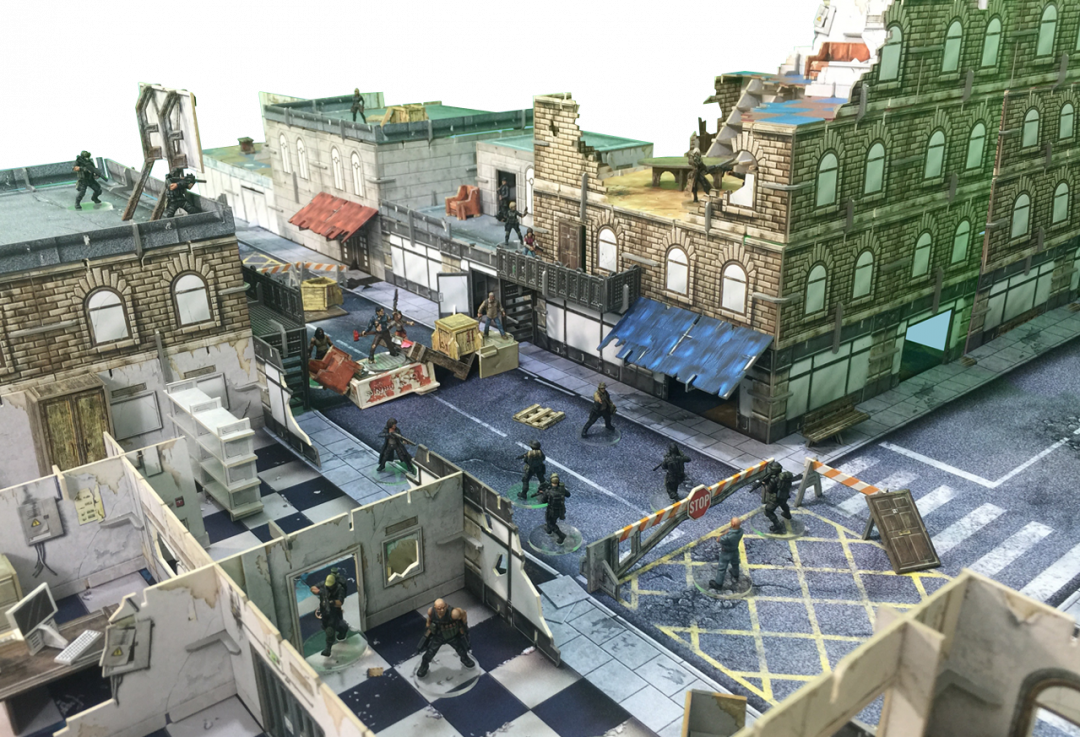 Urban Apocalypse