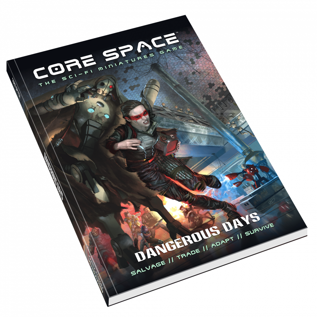 Core Space Dangerous Days