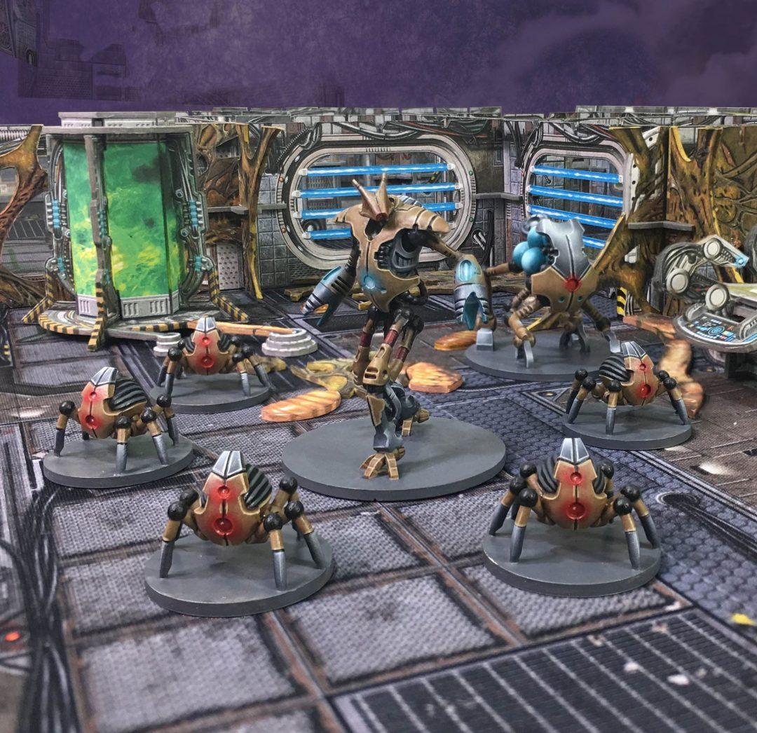 Battle Systems Core Space Purge Reinforcements