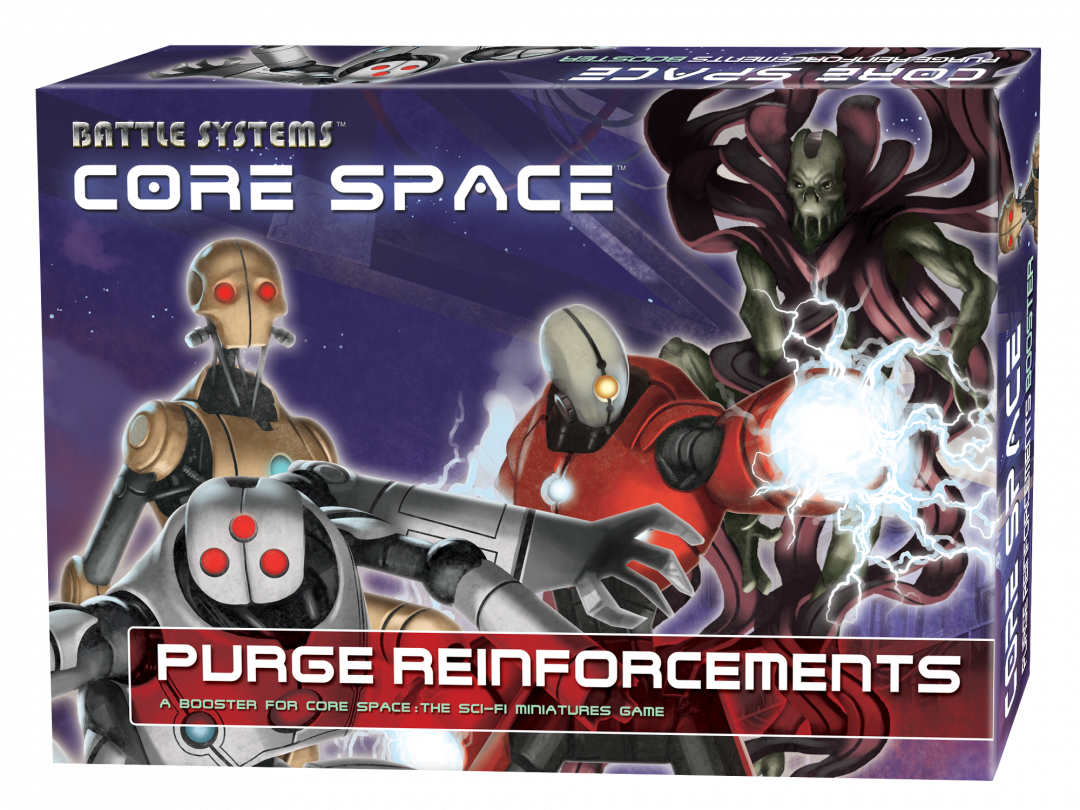Core Space Purge Reinforcements (Damaged Packaging)