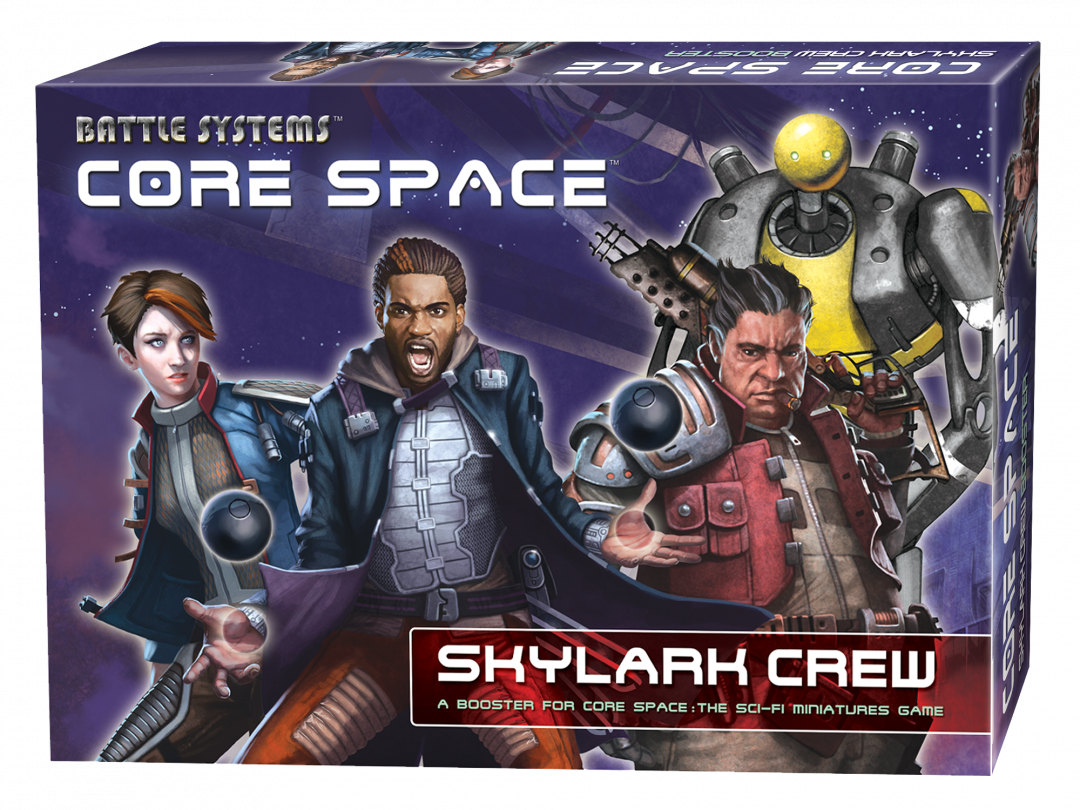 Core Space Skylark Crew (Damaged Packaging)