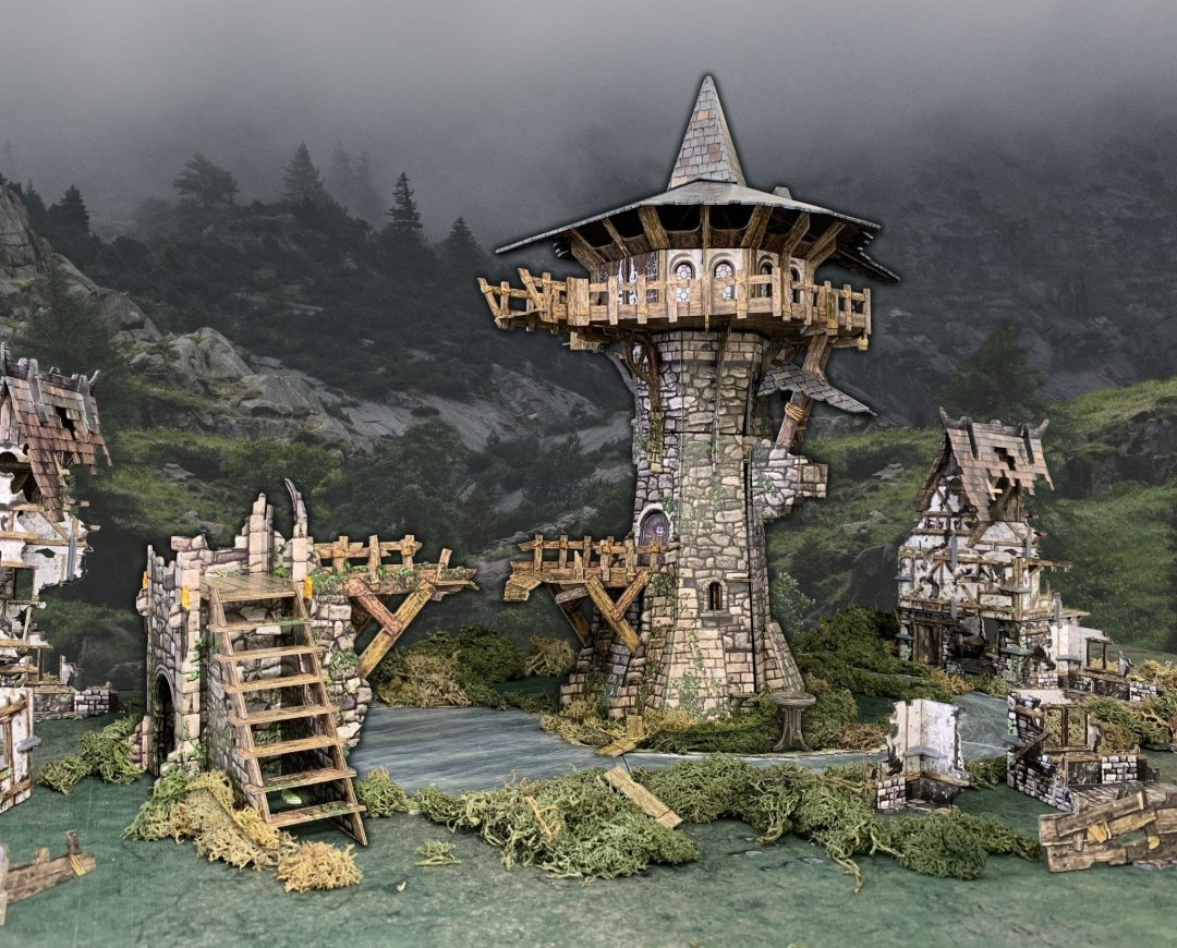 Wizard's Tower (Unpackaged)