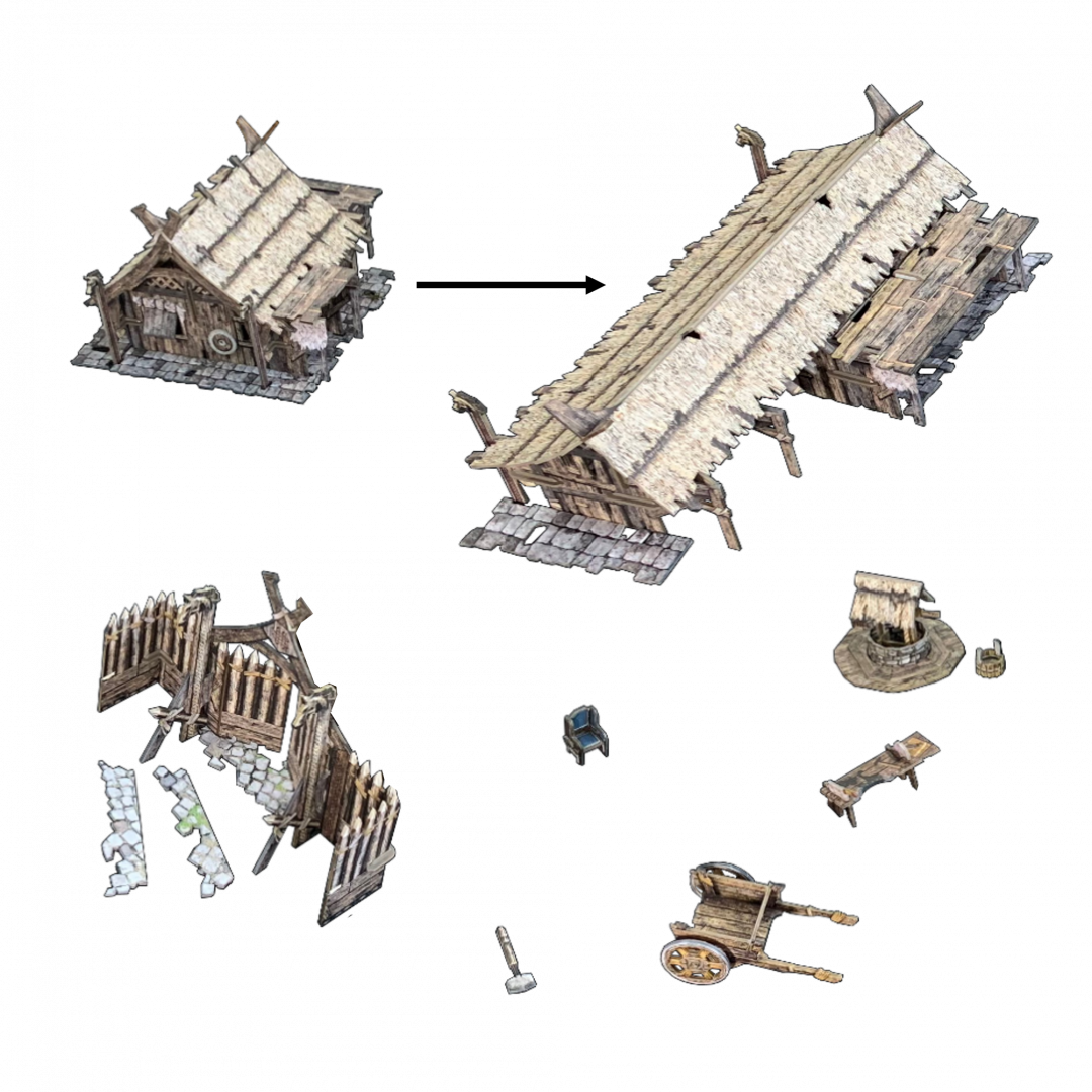 Northern Settlement Accessories