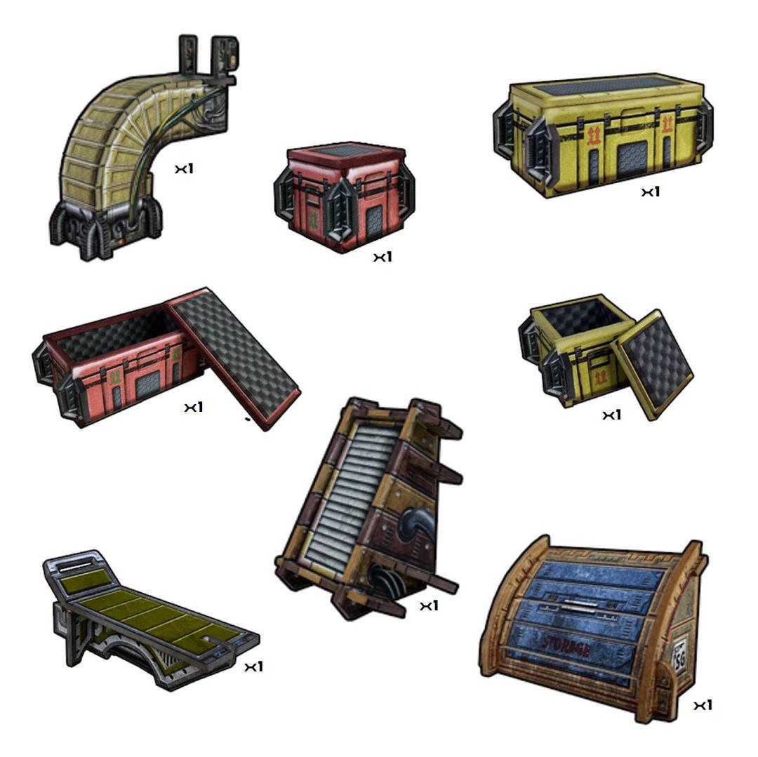 Sci-fi Equipment
