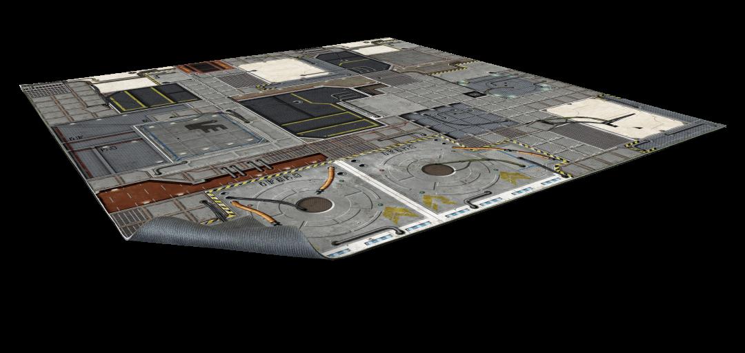 Galactic Gaming Mat 2×2