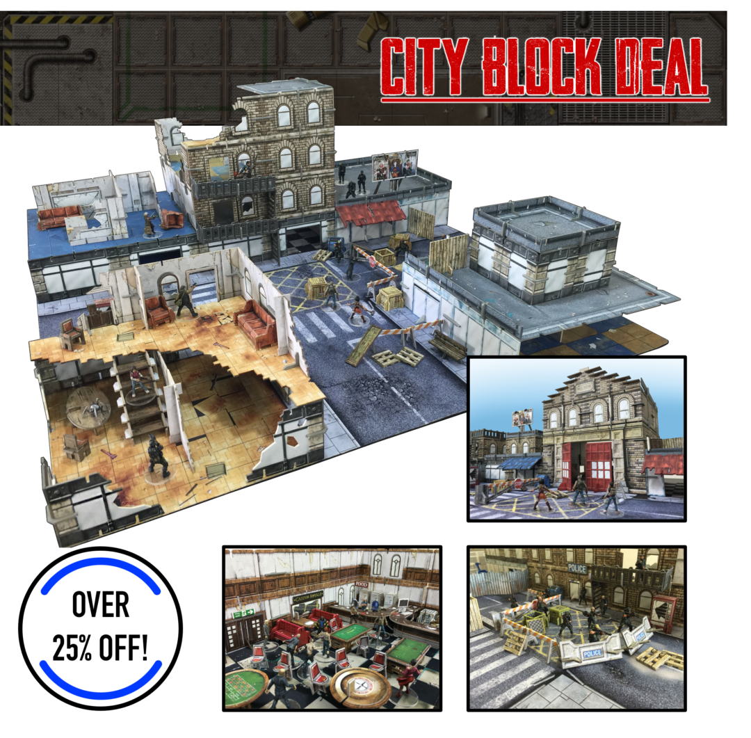 City Block Black Friday Bundle