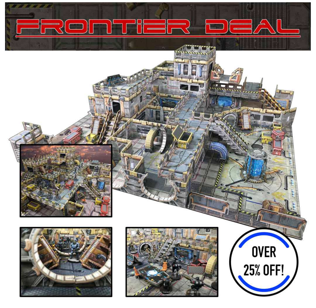 Frontier Black Friday Bundle