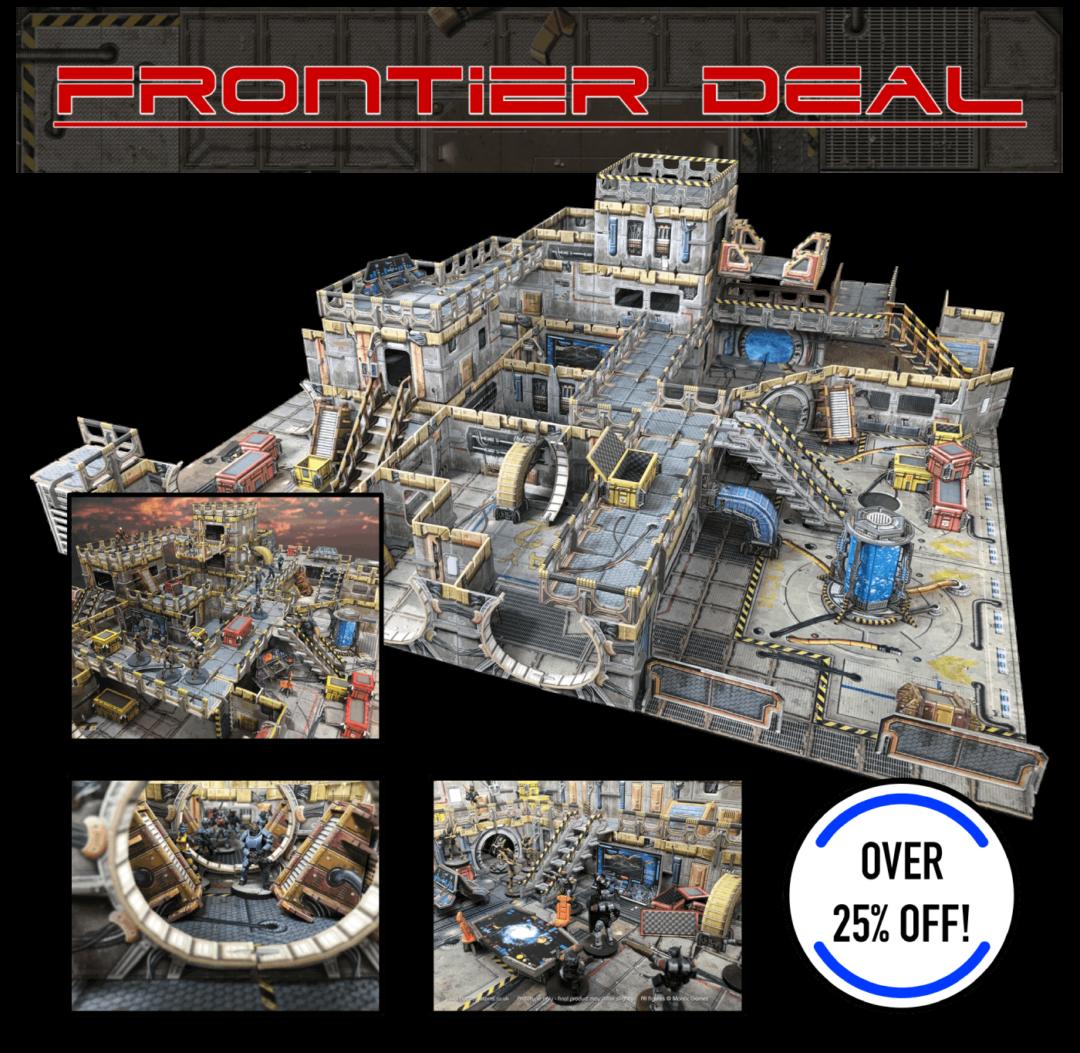 Frontier Black Friday Bundle